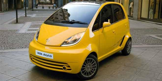 Tata Nano поедет на дизеле