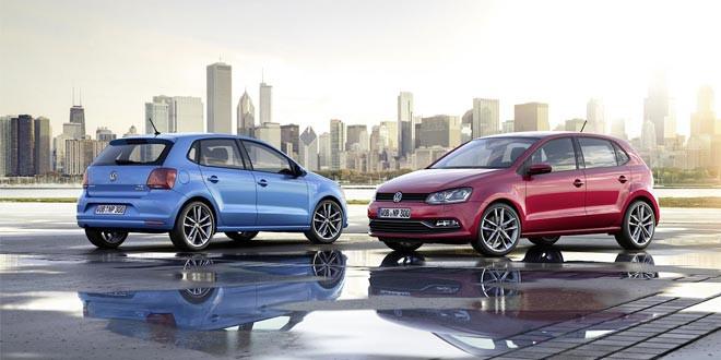 Volkswagen представил Polo в версии 2014 модельного года