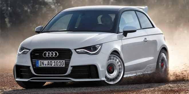 Под капот «заряжённой» версии Audi A1 поставят 230-сильный мотор