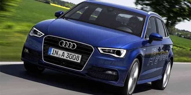 В Германии начали приём заказов на Audi A3 Sportback g-tron