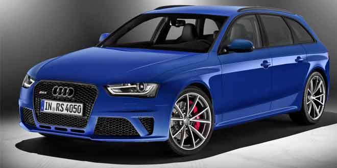 Спецверсия Audi RS4 возвращается к истокам RS-линейки