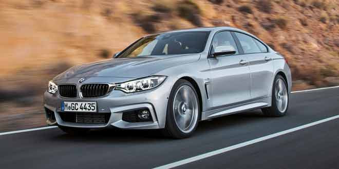Вышла пятидверная BMW 4-series