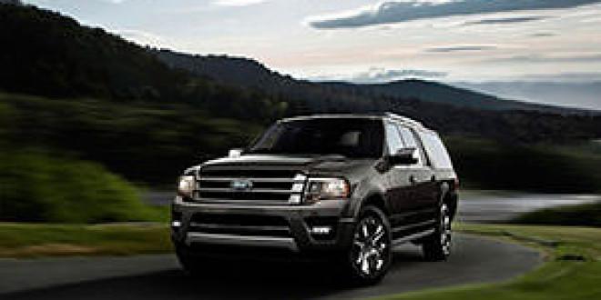 Представлен рестайлинговый Ford Expedition