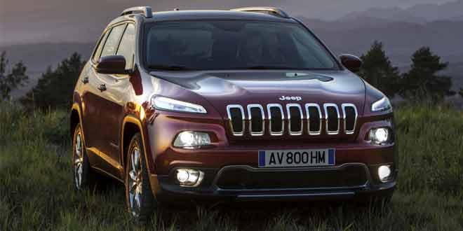 Вышла европейская версия Jeep Cherokee