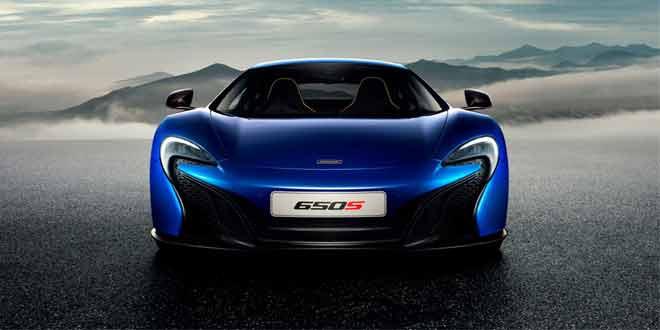 Раскрыта главная премьера McLaren для Женевского автошоу