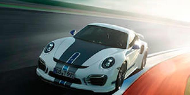 TechArt взялся за Porsche 911 Turbo S