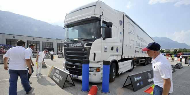 В Scania Driver Competitions 2014 примет участие более 85 000 водителей
