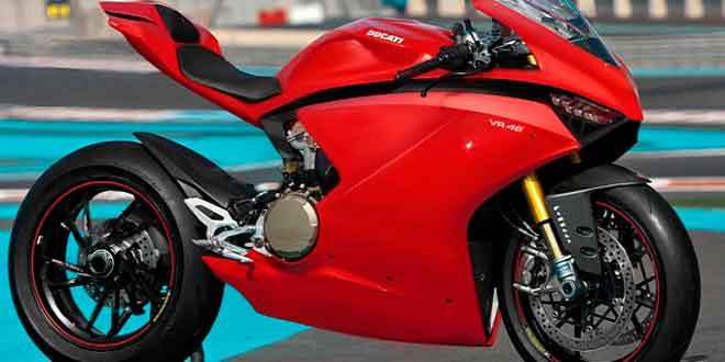 Представлен концепт нового супербайка Ducati VR|46
