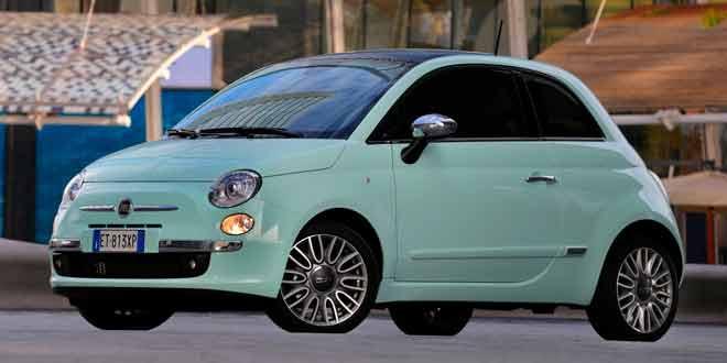 Вышел обновленный малыш Fiat 500