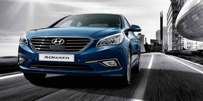 Hyundai Sonata сменила поколение