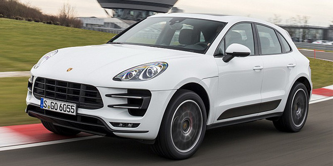 Тест-драйв Porsche Macan