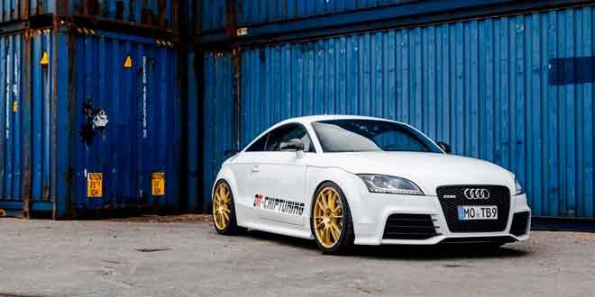 Тюнинг-комплект для Audi TT RS Plus от мастерской OK-Chiptuning