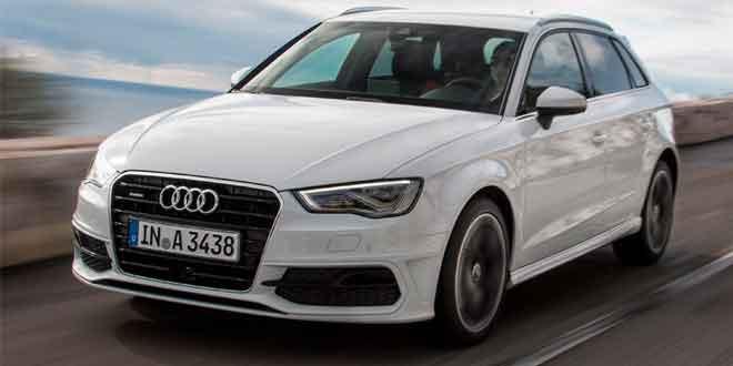 Лучшим автомобилем 2014 года в мире стала Audi A3