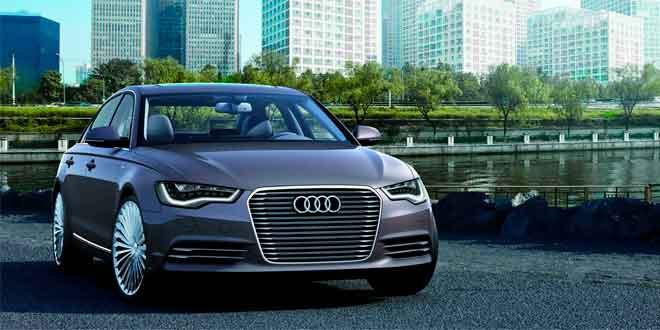 Audi планирует выпустить удлинённую версию A6 с гибридным силовым агрегатом