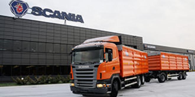«Scania Украина» объявляет выгодное предложение на технику с пробегом