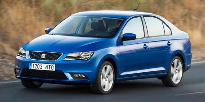Украинские дилеры SEAT начали продажи лифтбэка Toledo образца 2012 года
