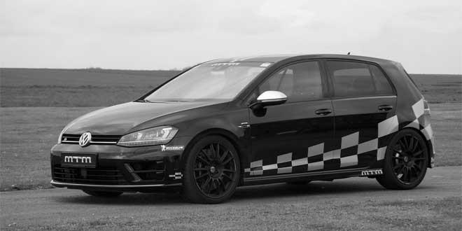 Вышел Volkswagen Golf R с прибавкой мощности от MTM