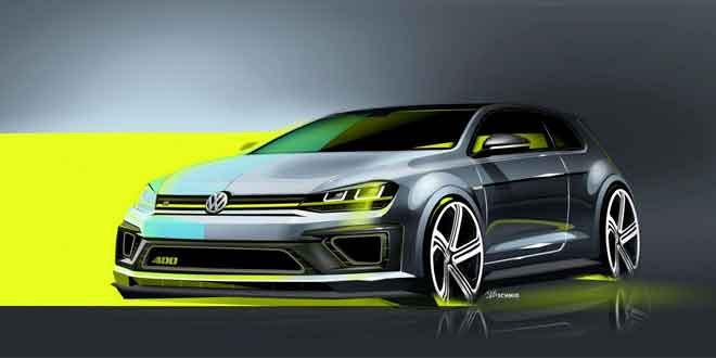 Volkswagen готовит экстремальную версию Golf
