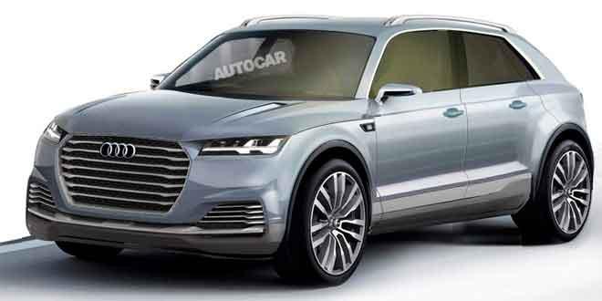 Руководство Audi одобрило флагманский внедорожник Q8