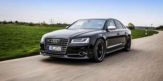 Audi S8 с прибавкой мощности от ABT Sportsline