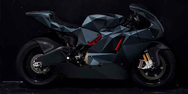 Мастерская Death Spray Custom представила эффектный мото-тюнинг на базе Ducati Desmosedici RR
