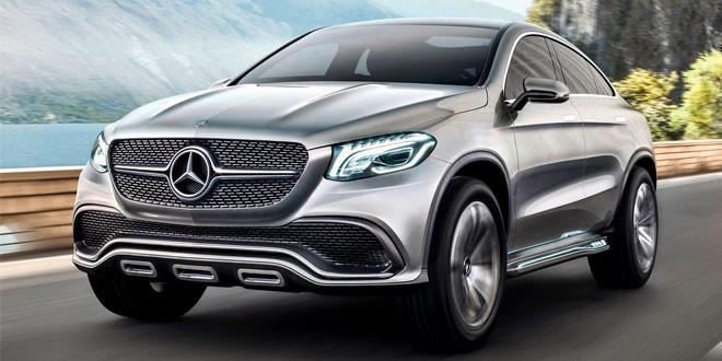 Компания Mercedes-Benz определилась с именем для будущего купе-кроссовера