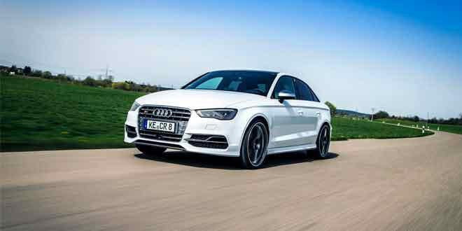 Немецкое тюнинг-ателье ABT Sportsline прокачало «горячий» седан Audi S3