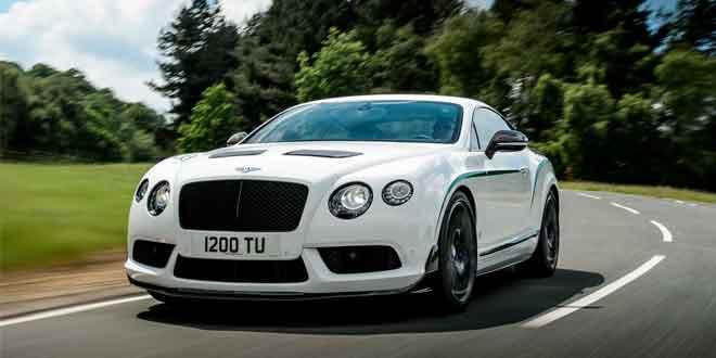 Англичане показали самый быстрый Bentley GT3-R
