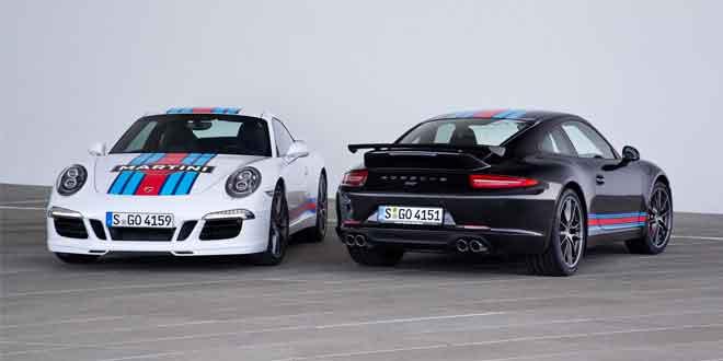 Компания Porsche возвращается в «Ле-Ман» и выпускает спецверсию 911 Carrera S