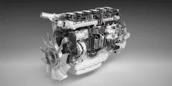 Гамма двигателей Scania пополнилась 450-сильным агрегатом Евро 6 с системой SCR