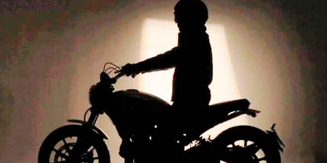 Компания Ducati скоро выпустит новый байк Scrambler