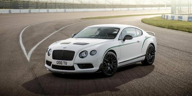 Bentley может выпустить экстремальную версию Continental GT3-R