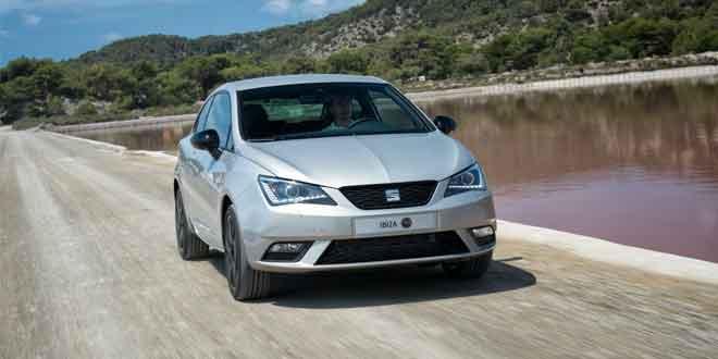 Вышла юбилейная версия хэтчбека SEAT Ibiza
