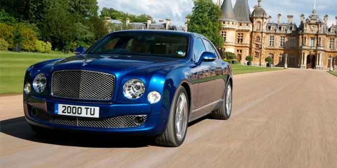 Новые подробности о «заряжённом» Bentley Mulsanne