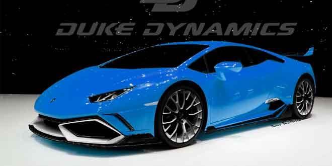 Тюнер Duke Dynamics работает над апгрейдом для Lamborghini Huracan