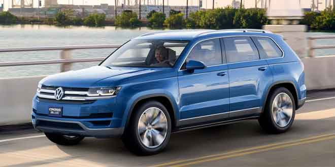 Volkswagen дал «зелёный свет» семиместному кроссоверу