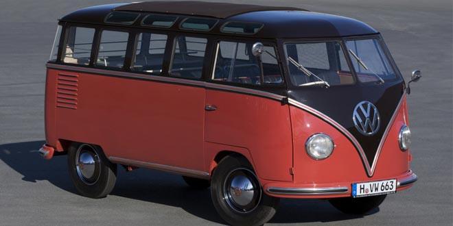 Праворульному Volkswagen Transporter исполнилось 60 лет