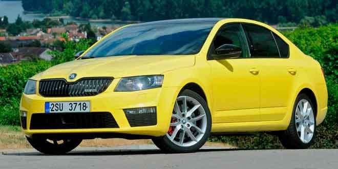 На заводе «Еврокар» начали сборку двух новых версий Skoda Octavia