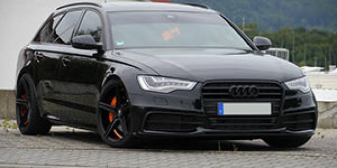 Студия mbDESIGN доработала Audi A6 Avant