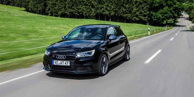 Немецкий тюнер ABT Sportsline поработал над «горячим» компактом Audi S1