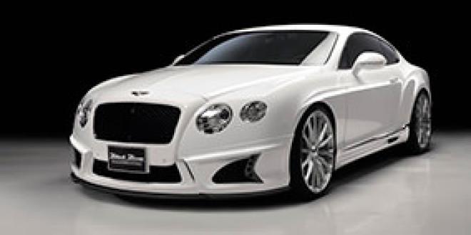 Тюнер WALD International анонсировал апгрейд для Bentley Continental