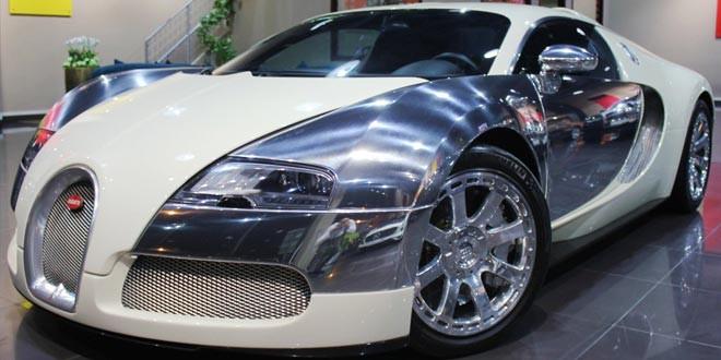 Редчайший Bugatti Veyron L'Edition Centenaire ищет нового хозяина