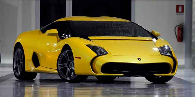 Построен ещё один экземпляр Lamborghini 5-95 Zagato
