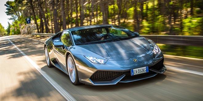Известна цена Lamborghini Huracan в России