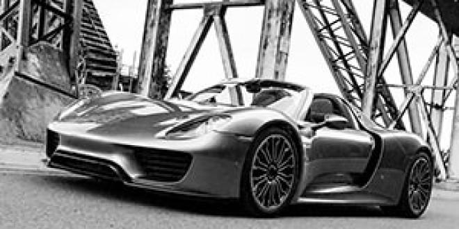 Тюнер Edo Competition сделал фотосет своего Porsche 918 Spyder
