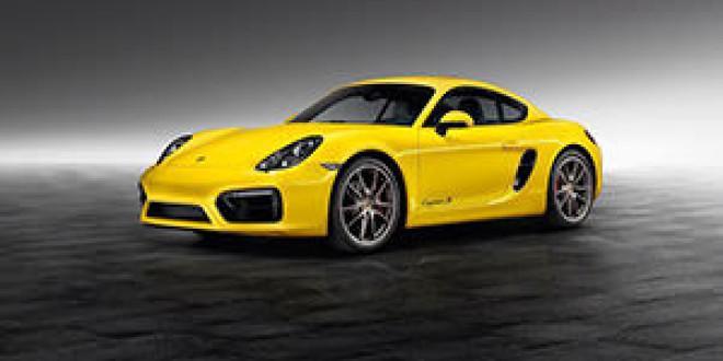 Вышел новый спортпакет от Porsche Exclusive для Cayman S