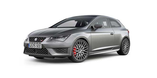 Компания SEAT подготовила трековый спорт-пакет для Leon Cupra