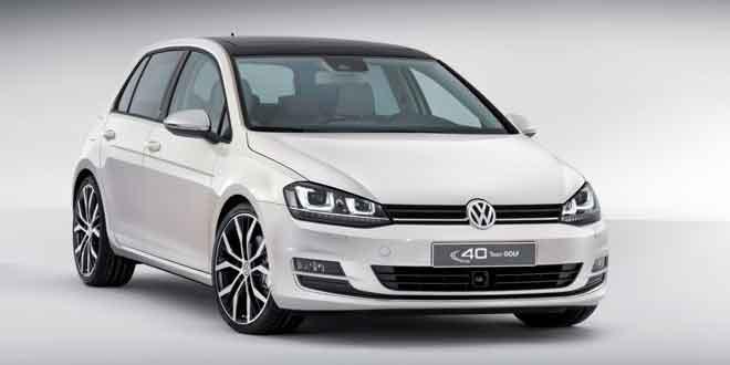 Первые сведения о следующем поколении Volkswagen Golf