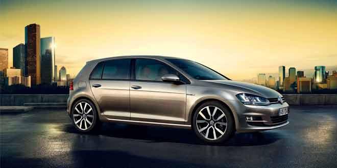 В России начались продажи юбилейного Volkswagen Golf