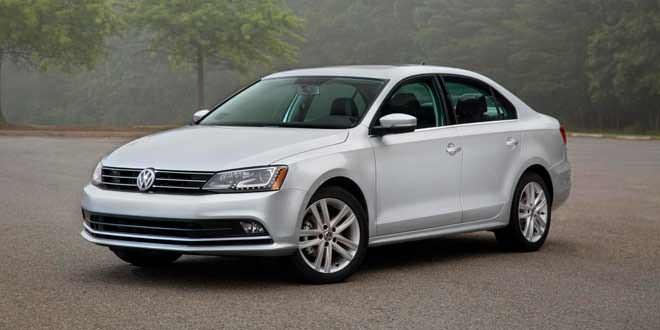 Volkswagen озвучил цены на рестайлинговую Jetta в США